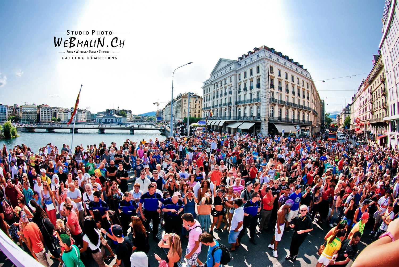 Portfolio - Lake Parade - Geneve