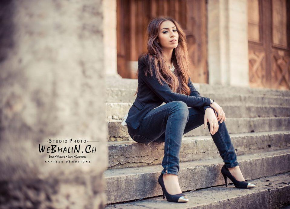 Portfolio - Lifestyle - Lyon - Modèle Loubna