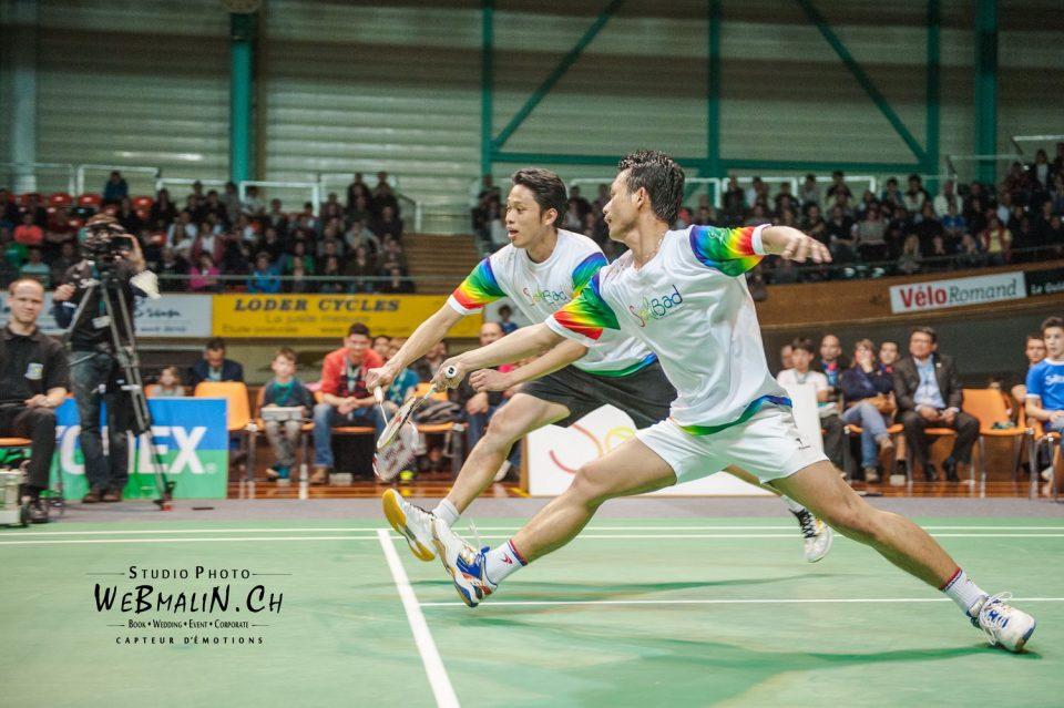 Portfolio - Solibad Show - Badminton - Agung Ruhanda - Yohanes Hagianto