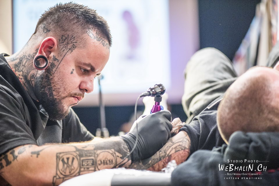 Post - Evian Tattoo Show - Tatoueur - Blindesign Loic
