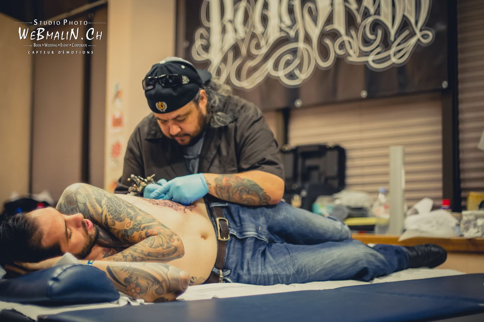 Post - Evian Tattoo Show - Tatoueur - Vinz Tattooer