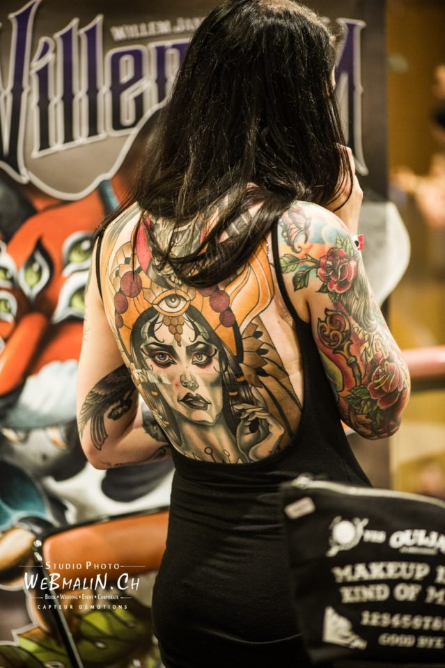 Reportage - Convention Evian Tattoo Show - Petra Leijssen - D3S_6650-1