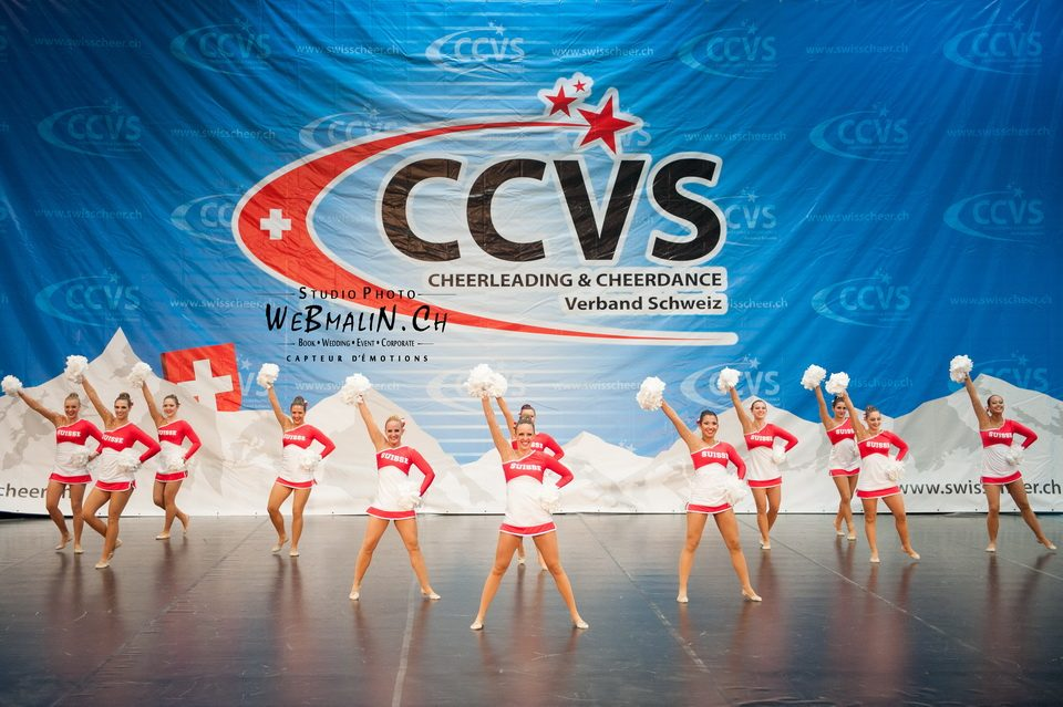 Post - Cheerleading & Cheerdance Championship - Sporthalle Weissenstein - Bale