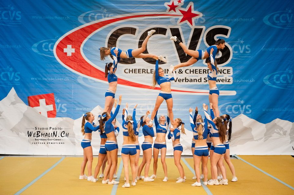 Post - Cheerleading & Cheerdance - Sporthalle Weissenstein - Bale - Cats