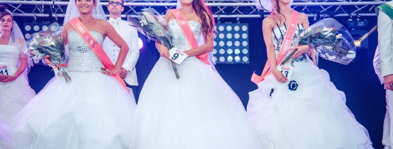 Miss-Thonon Election – Chantal Ferrari – Foire de Crête