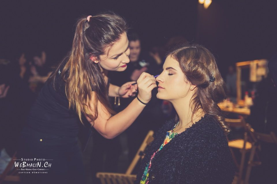 Reportage - Election Miss Earth Swiss 2017 - Lausanne - Backstage - D3S_0888-1