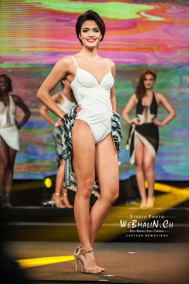Reportage - Election Miss Earth Swiss 2017 - Lausanne - Sarah Laura Peyrel, Miss Earth Schweiz 2017 - DSC-0915-40