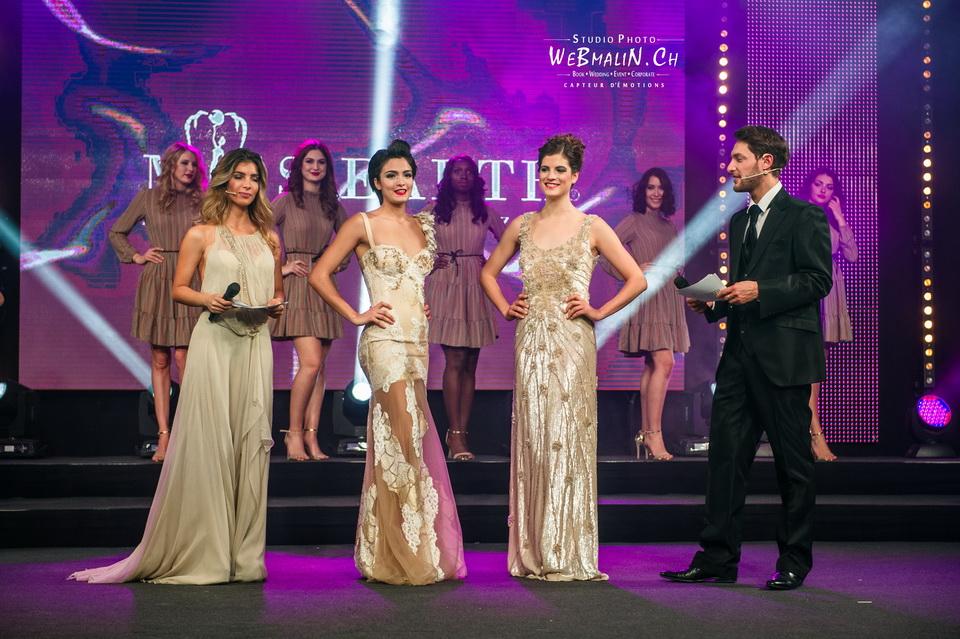 Reportage - Election Miss Earth Swiss 2017 - Sarah Laura Peyrel, Clea Formaz, Wiam B., Ariana Birrer - D3S_1189-68