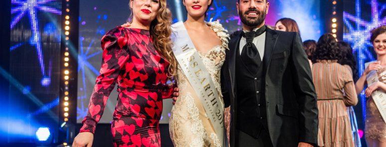 Miss Earth Swiss Sarah Laura Peyrel 2017 Election