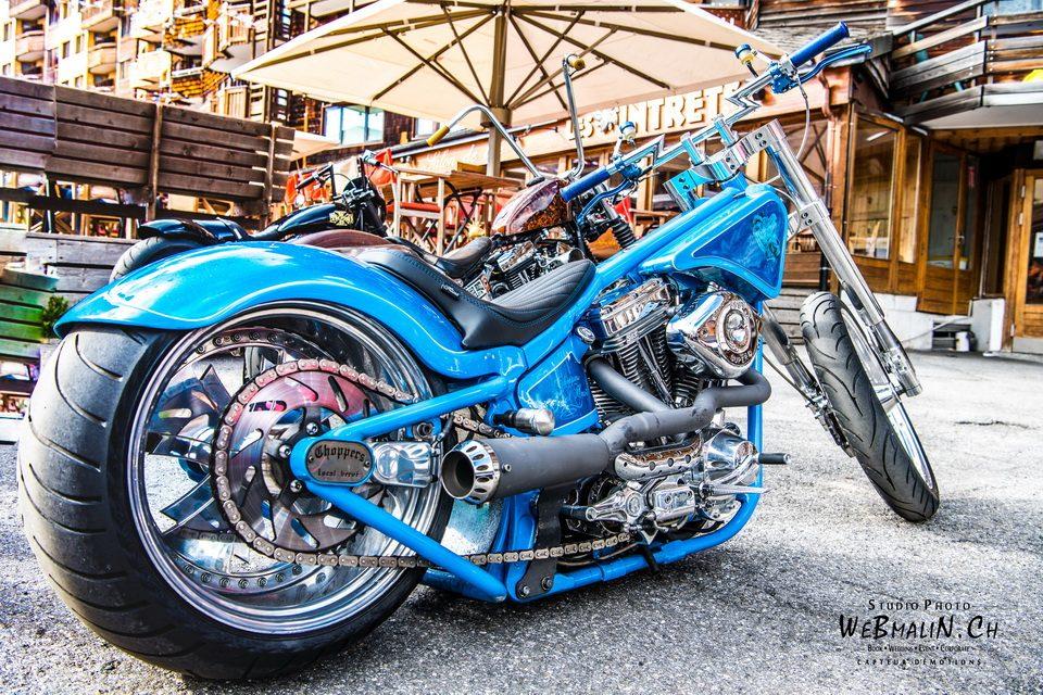 Reportage - Morzine - Avoriaz - Harley Days - 2017 - Rasso Harley Davidson