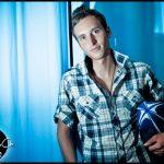 Shooting Portrait - Model Matthieu - BG