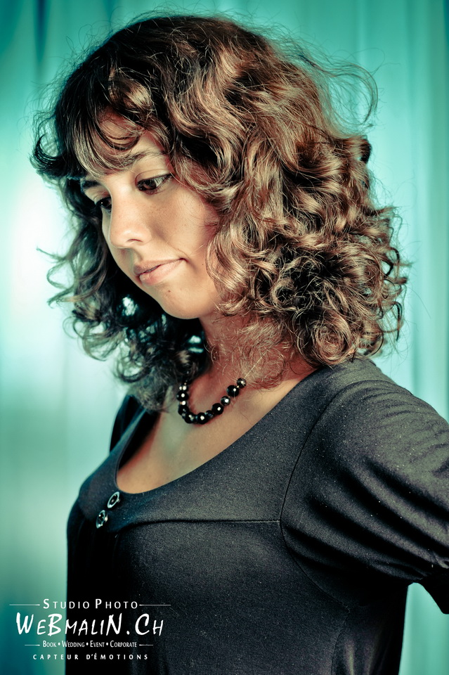 Post - Shooting Photo - Model Melanie