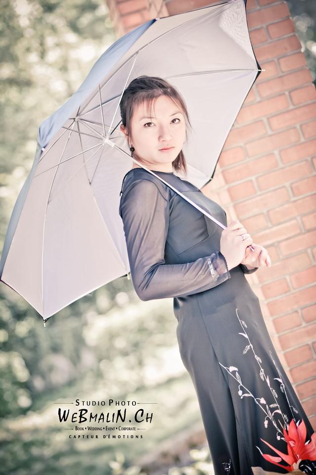 Post - Shooting Photo - Zen Attitude - Model Marie