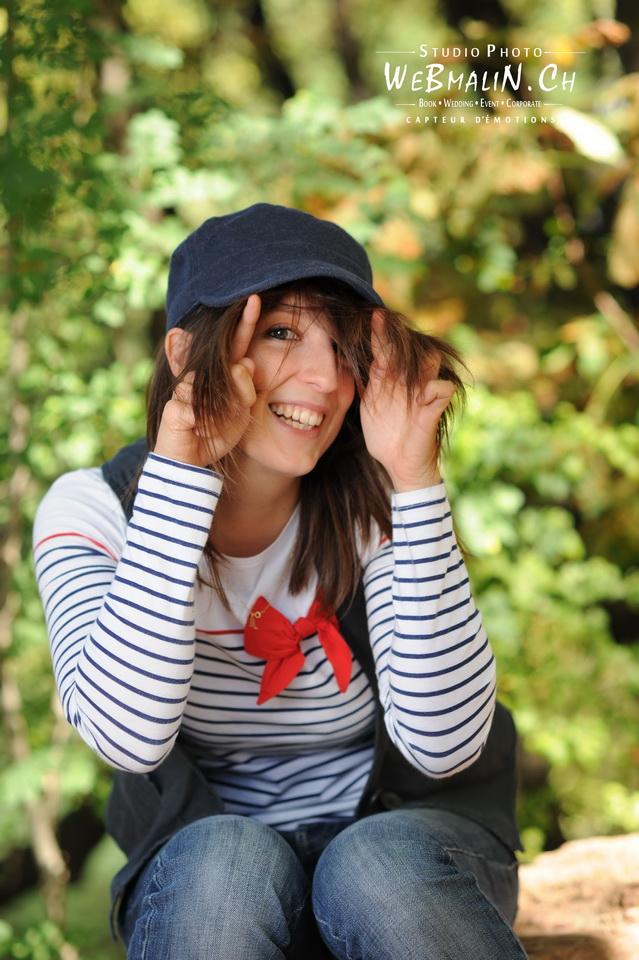 Post - Shooting Photo - Model Maud -