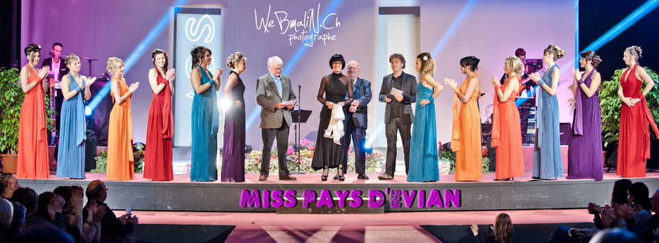 Miss Pays Evian