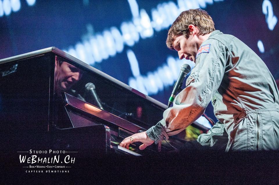 Post - Concert - James Blunt - Arena