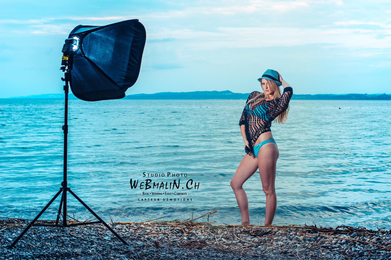 Portfolio - Photo - Backstage - Modele Victoria