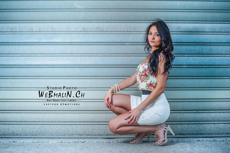 Portfolio - PhotoShoot - Fashion - Modele Amandine