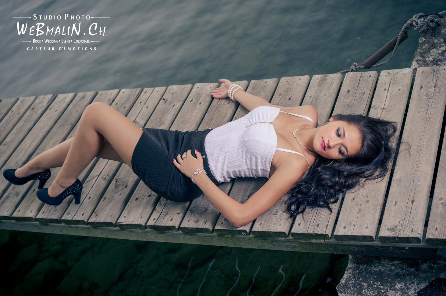 Portfolio - PhotoShoot - Fashion - Modele Amandine