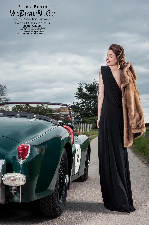 Portfolio - PhotoShoot - Fashion - Modele Christelle