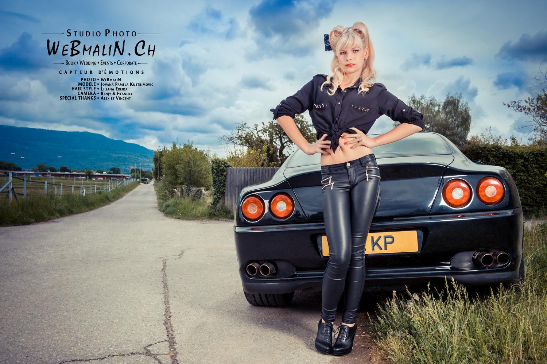 Portfolio - PhotoShoot - Fashion - Modele Jovana