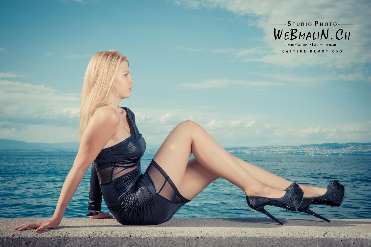 Portfolio - PhotoShoot - Fashion - Modele Julie