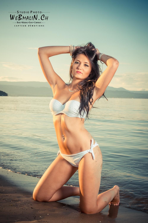 Portfolio - Photoshoot Summer - Excenevex - Model Amandine