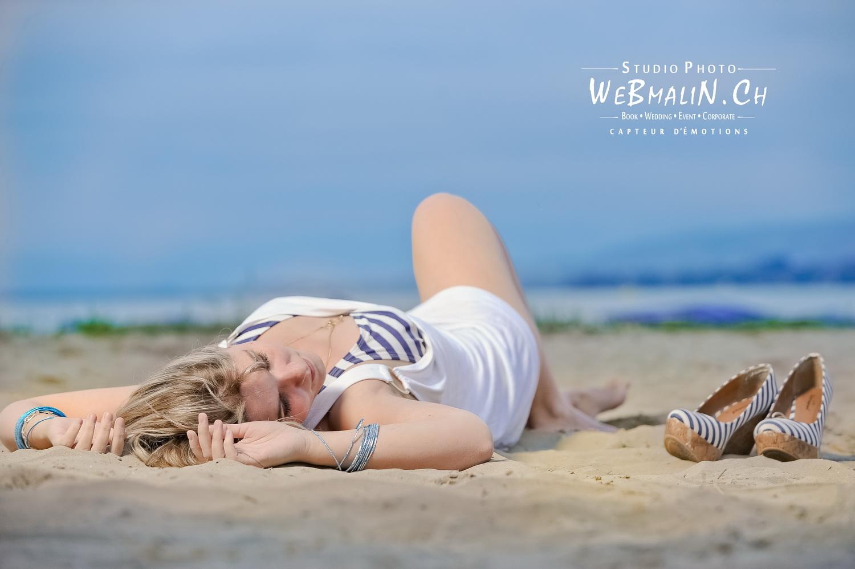 Portfolio - Shooting Summer - Model Elodie