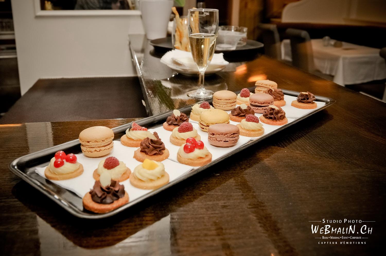 Portfolio - Inauguration - Geneve - Restaurant - Le Victoria