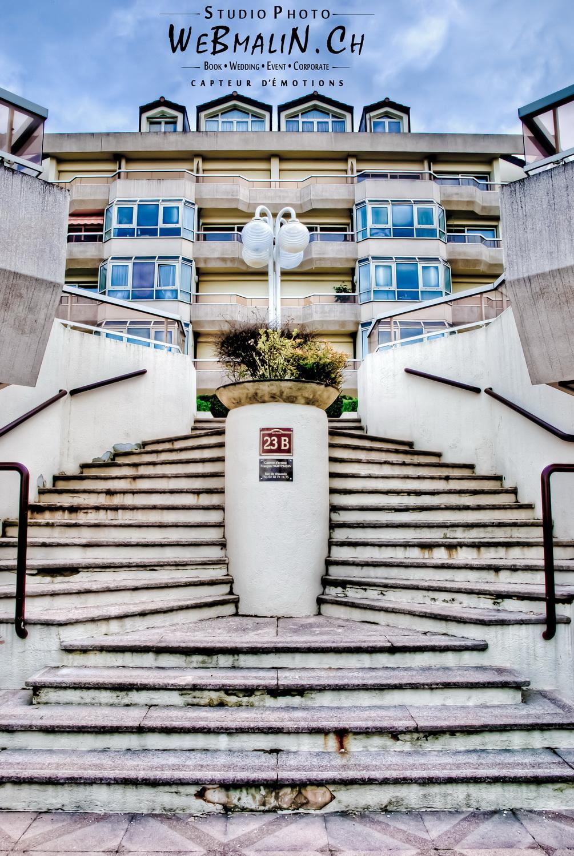 Portfolio - Paysage Urbain - Evian