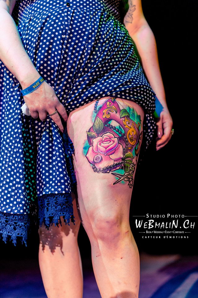 Post - Evian Tattoo Show - Tatoueur
