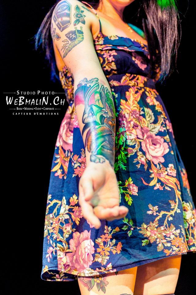Post - Evian Tattoo Show - Tatoueur - Laura Tromben