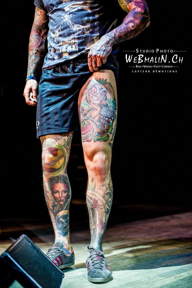 Post - Evian Tattoo Show - Tatoueur - Tony Ciavarro