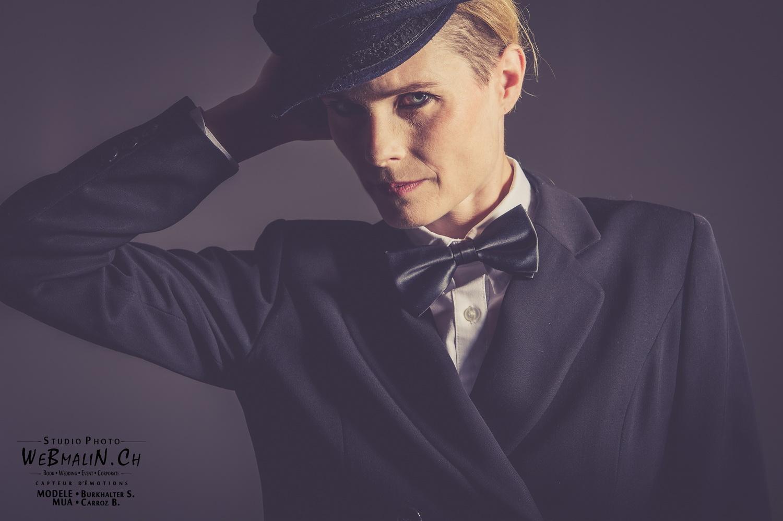 Portfolio - Studio Shoot - Geneve - Model Stephanie Burkhalter