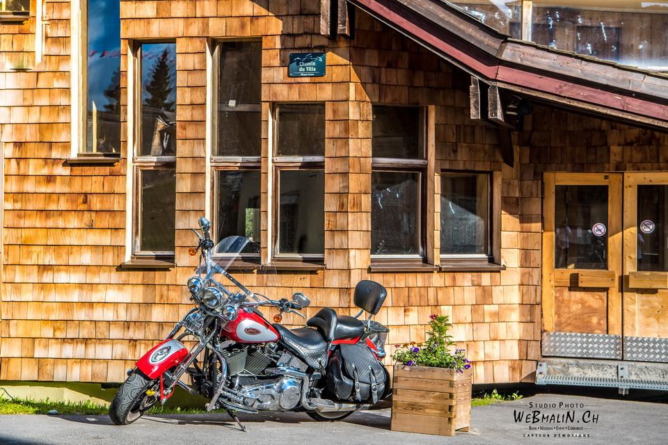 Reportage - Morzine - Avoriaz - Harley Days - 2017 - Rasso Harley Davidson -